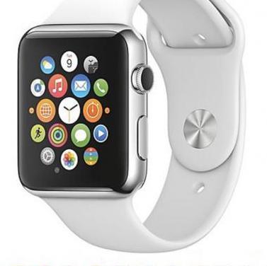 Correa blanca original apple watch