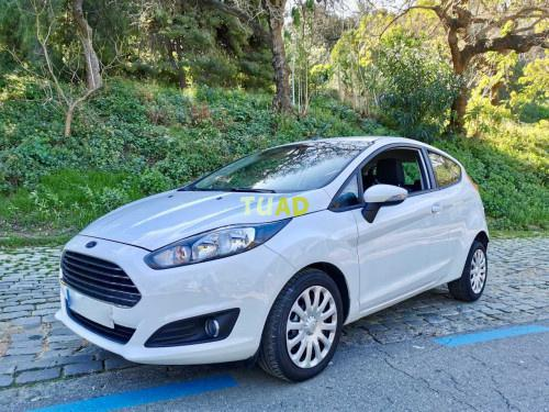 Ford fiesta tdci 75cv trend. absolutamente impecable.