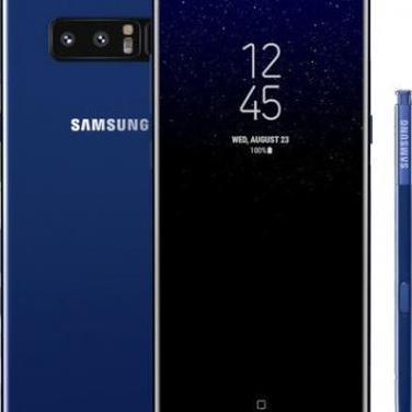 Galaxy note 8 64gb azul muy buen estado
