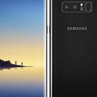 Galaxy note 8 64gb negro muy buen estado