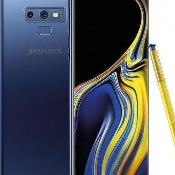 Galaxy note 9 azul 128gb impecable