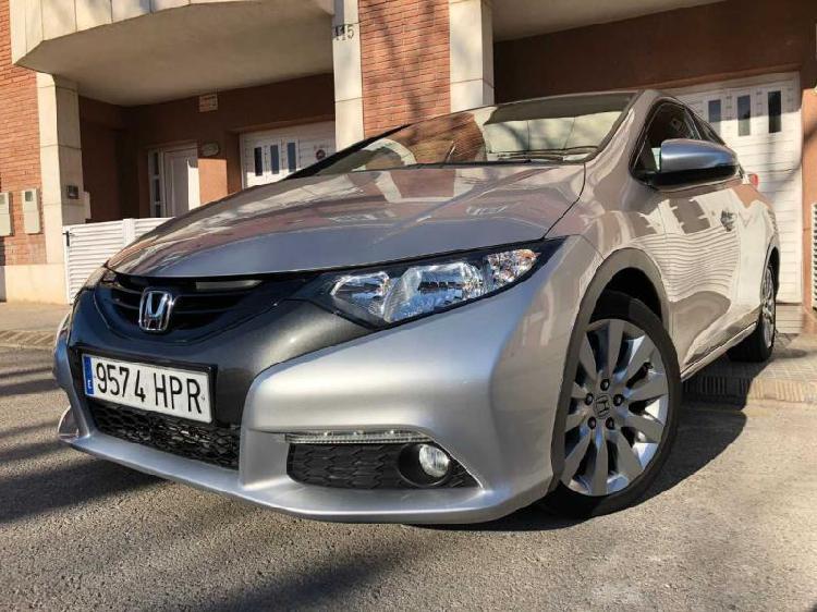 Honda civic 2014 gasolina 142cv