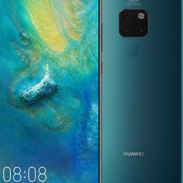 Huawei mate 20 (128gb) cargador y auriculares