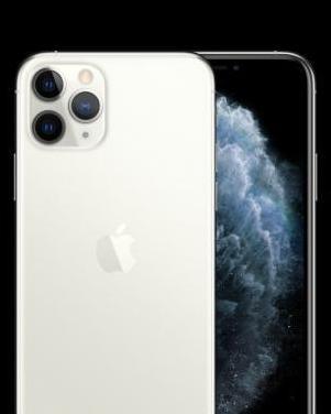 Iphone 11 pro 64gb silver impecable como nuevo