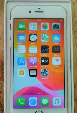 Iphone 6s 64 gb oro rosa