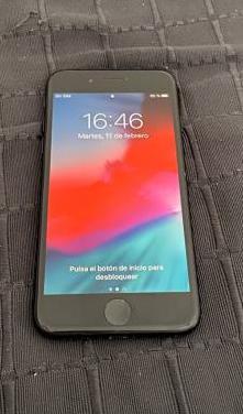 Iphone 7, 32 gb, color negro