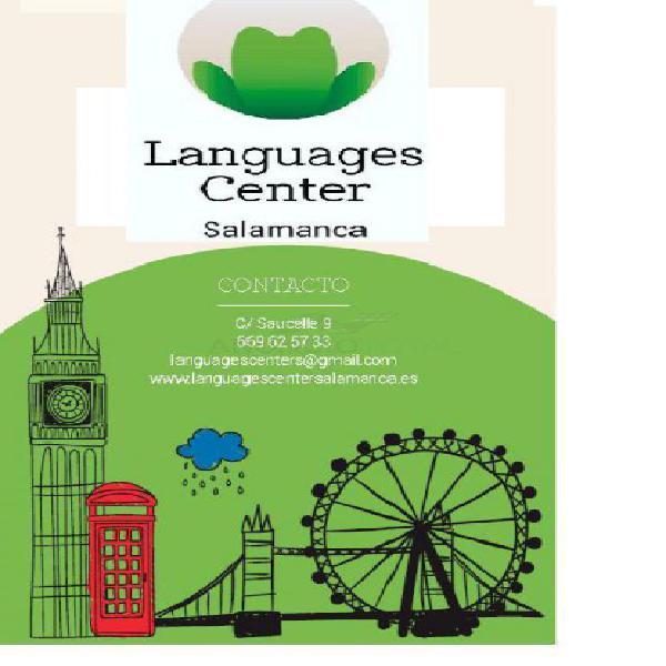 Languages center salamanca idiomas