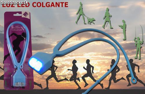 Linterna led para cuello runner we sport