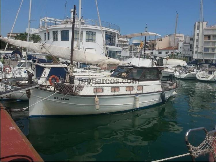 Llaüts catalans mar blau 55r flybridge