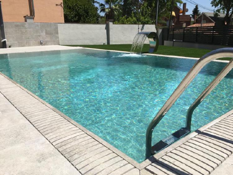Mantenimiento de piscinas en barcelona