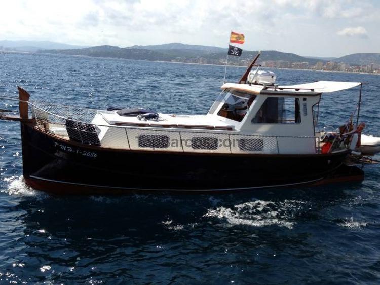 Menorquin yachts 55