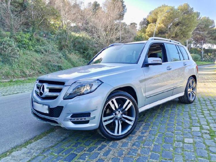 Mercedes-benz clase glk 2015 diesel 170cv