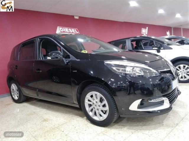 Renault scenic 1.5 dci limited energy 110cv 5 plazas 5p de