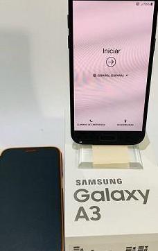 Samsung galaxy a3 (2017) con garantía