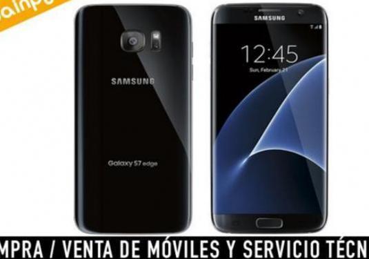 Samsung galaxy s7 edge libre como nuevo=spainp...