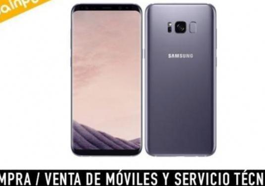 Samsung galaxy s8 plus libre buen estado=spain...