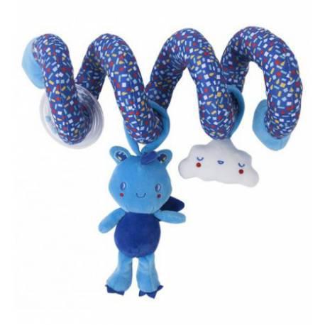 Sonajero espiral enjoy&dream 06713 azul de tuc tuc