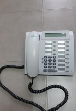 Teléfono IP optiPoint 410 Siemens