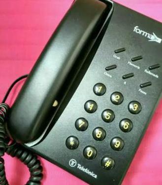 Teléfono fijo forma i de telefónica
