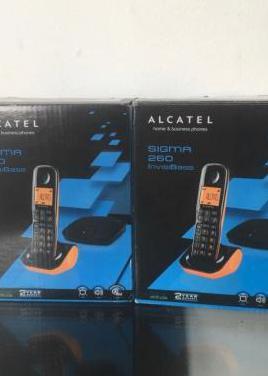 Teléfonos inalmabricos pack duo nuevos .