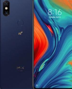 Xiaomi mi mix 3 5g nuevo