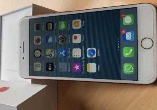 Iphone 7 plus 128gb color red