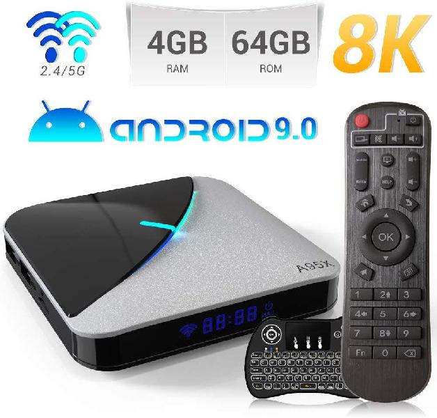Android box 4 gb ram 64 gb rom