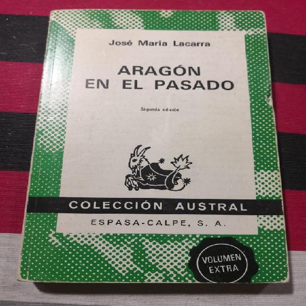 Aragón en el pasado