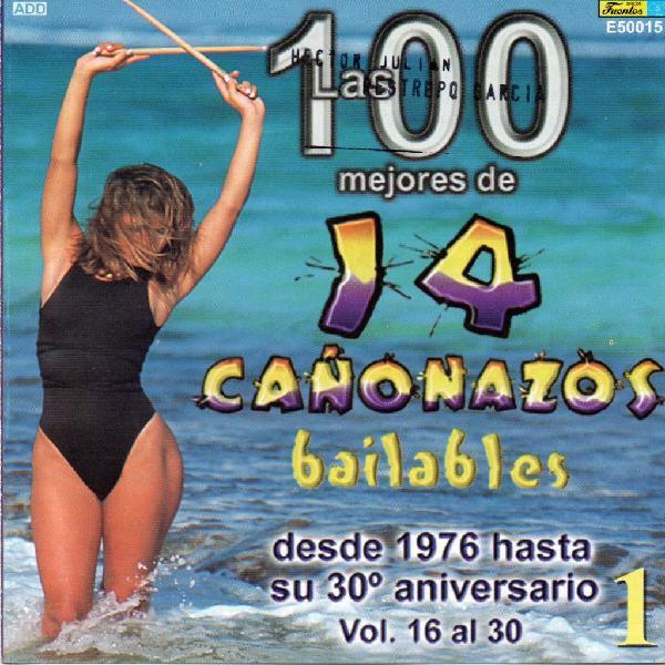 Cds los 100 mejores de 14 cañonazos - colombiana.