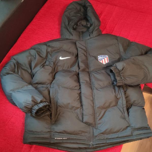 Chaqueta abrigo atlético de madrid nuevo