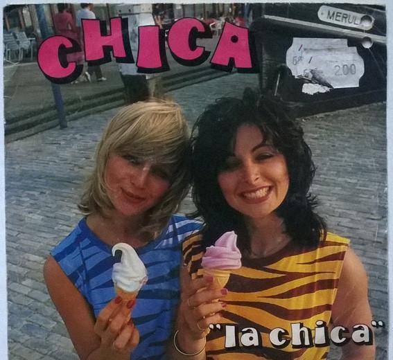Chica. la chica/ tropi callgirl. a&r records, holland 1981