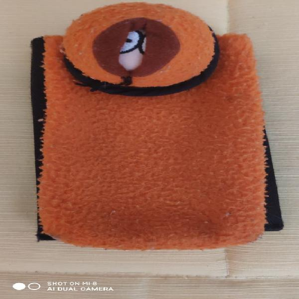 Funda móvil de kenny de southpark color naranja