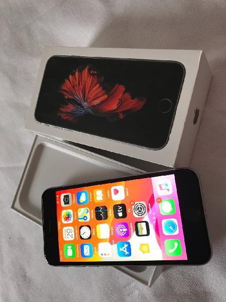 Iphone 6s 16gb libre negro