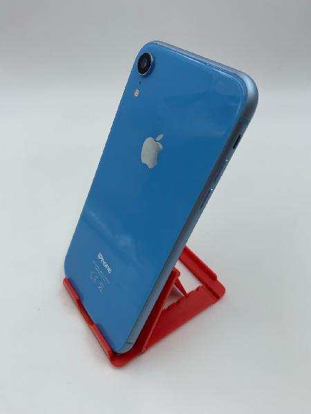 Iphone xr azul. tuttomovil