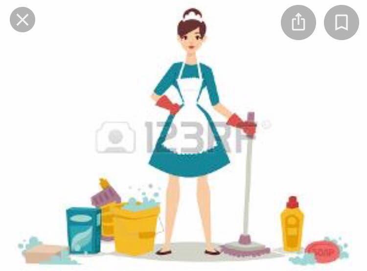 Limpieza y plancha