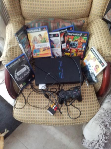 Lote sony playstation 2/ps2