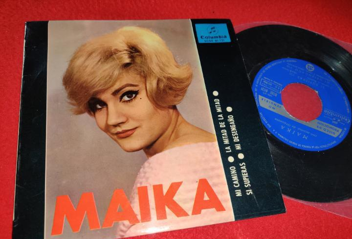 Maika mi camino/si supieras/la mitad de la mitad/mi