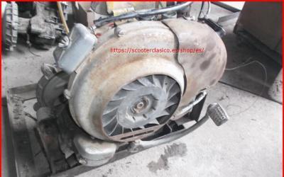 Motor de vespa 160