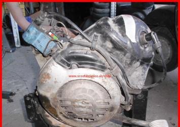 Motor de vespa pk 125s