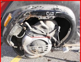 Motor de vespa pk 75 s