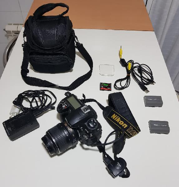 Nikon d200 cámara reflex digital