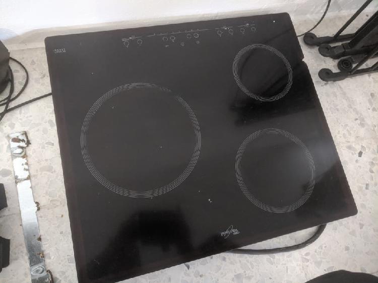 Placa inducción whirlpool