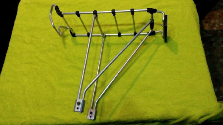 Porta equipajes de aluminio envío wallapop. zeus c