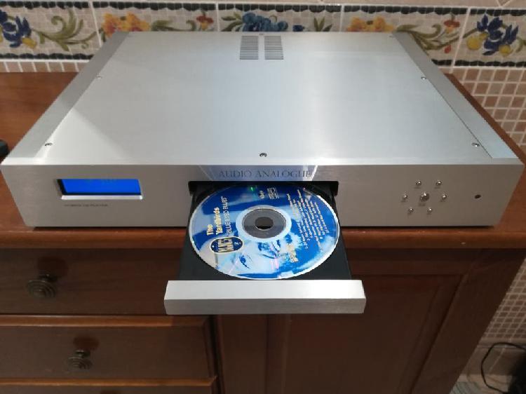 Reproductor de cds audio analogue rossini