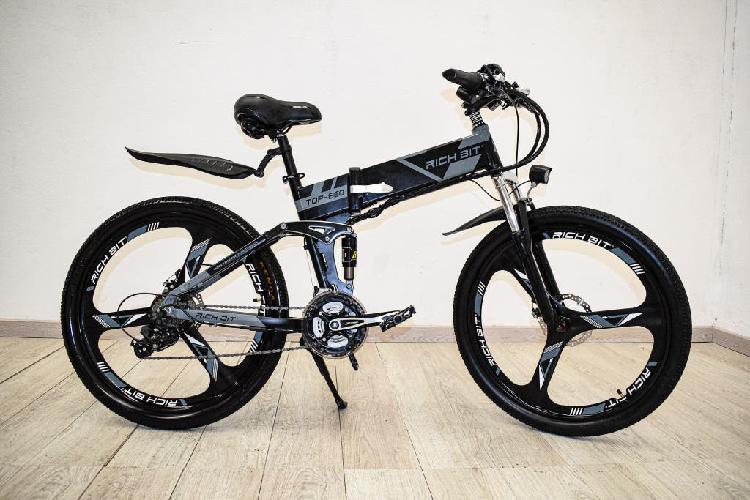 Rich bit top-860 bicicleta eléctrica y moto 30 kmh