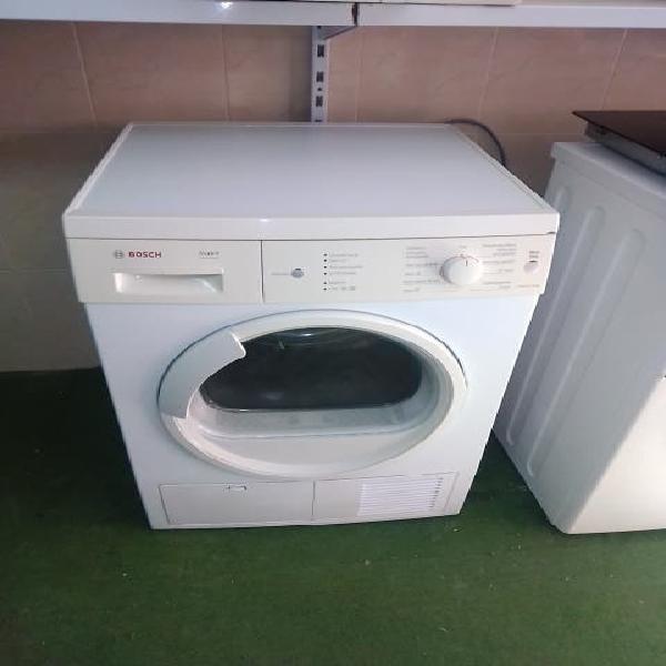 Secadora bosch 8kg