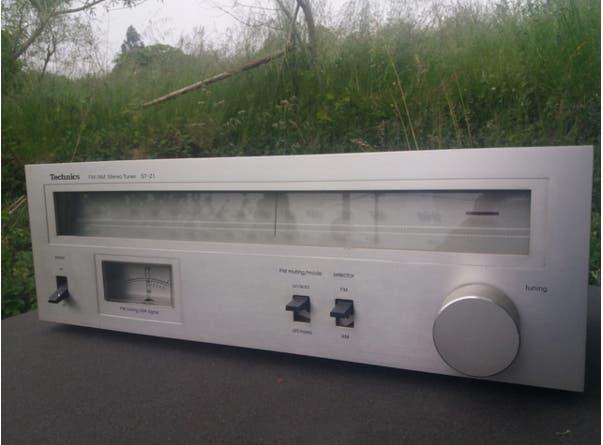Sintonizador de radio technics fm/am st-z1