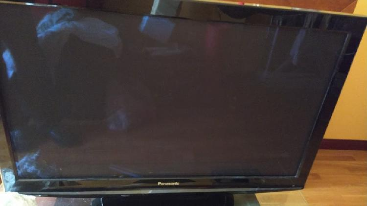 "Tv panasonic viera 42"" pulgadas."