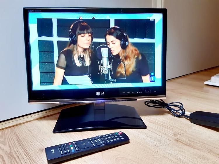 Tv / monitor hd lg de 19 pulgadas