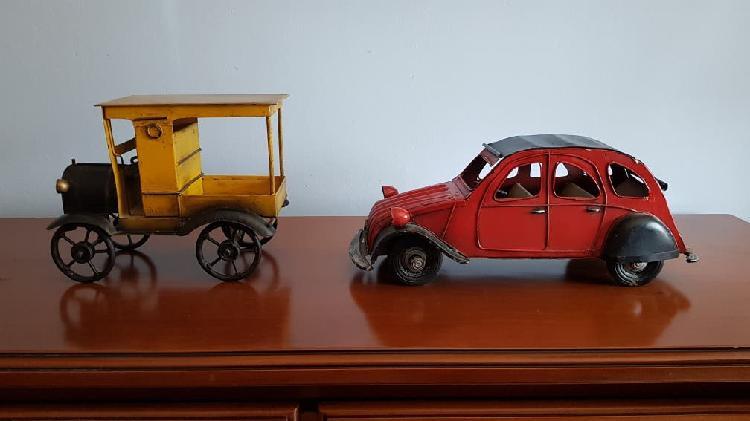 Vehículos antiguos